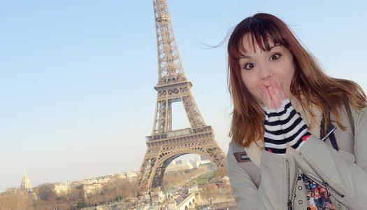 Souvenirs from Paris….